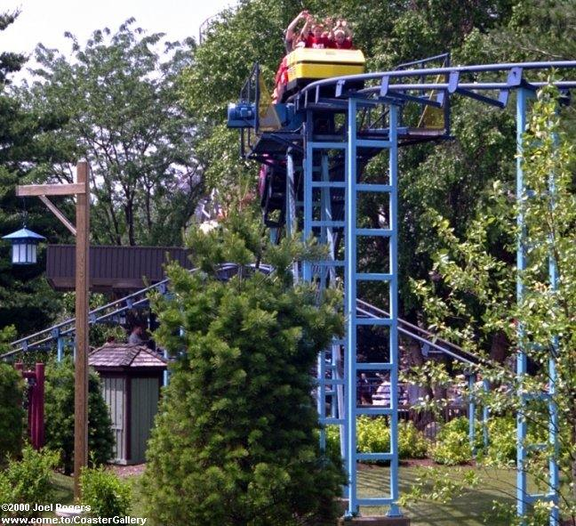 Jr gemini roller coaster - photo#11